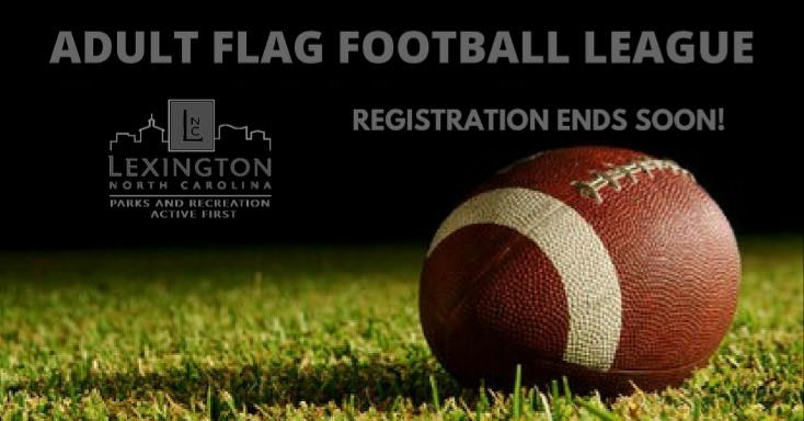 Adult Flag Football Lexington, NC